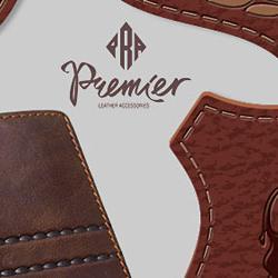 Разработка логотипа для нанесения на кожаные изделия.