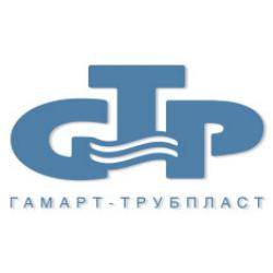Разработка логотипа и фирменного стиля для компании Гамарт-трубпласт