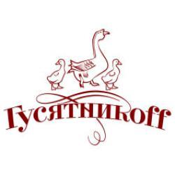 Разработка логотипа ресторана «Гусятникоff» - известный проект Аркадия Новикова