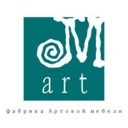 Разработка логотипа для фабрики Артовой мебели