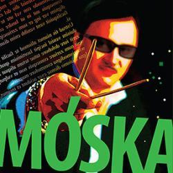 Рабочий концепт оформления меню ресторана MOSKA.
