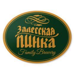 Разработка логотипа для Первой Переславль-Залесской частной пивоварни – «Залесская Пинка»