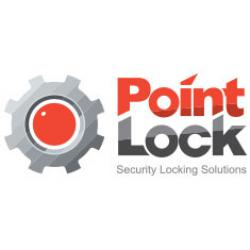 Разработка логотипа для торговой марки «POINTLOCK®»