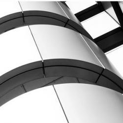 Разработка архитектурного концепта Торгово-делового центра.